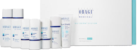 Obagi products of clinique antiaging Montreal