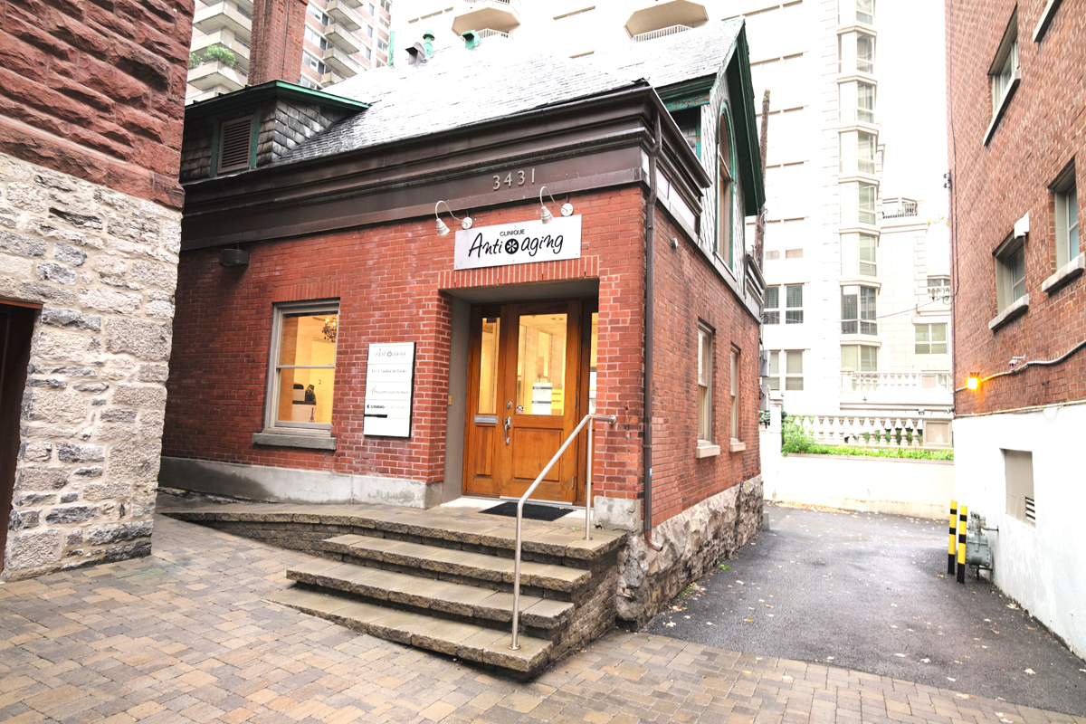 Clinique Antiaging de Montréal de Dre Cynthia Stolovitz