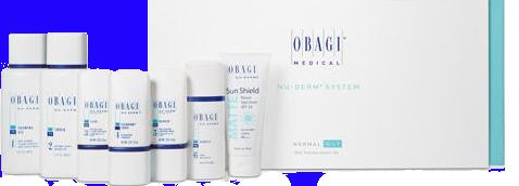 Produits obagi clinique antiaging Montréal